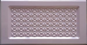 Panou decorativ neperforat NCS S1020R40B